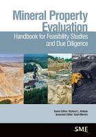 Mineral Property Evaluation PDF