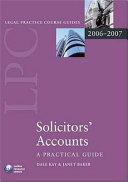 Solicitors  Accounts PDF