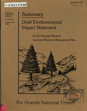 Proposed Revised Land and Resource Management Plant PDF