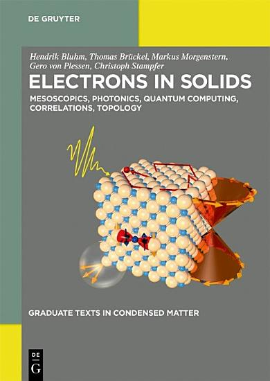 Electrons in Solids PDF