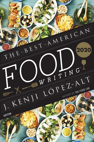 Download The Best American Food Writing 2020 Book