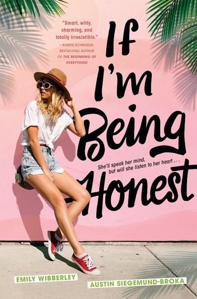 Download If I m Being Honest Book