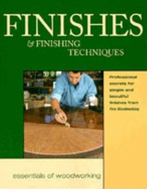 Finishes   Finishing Techniques PDF