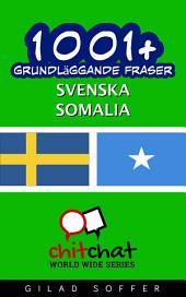 1001+ grundläggande fraser svenska - Somalia
