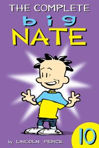 The Complete Big Nate   10 Book