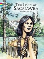 The Story of Sacajawea Coloring Book PDF