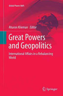 Great Powers and Geopolitics PDF
