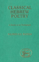 Classical Hebrew Poetry PDF