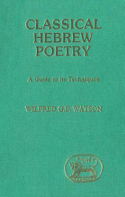 Classical Hebrew Poetry PDF