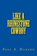 Like a Rhinestone Cowboy PDF