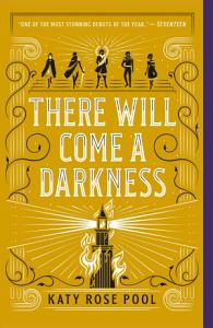 There Will Come a Darkness Book