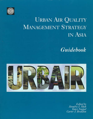 Urban Air Quality Management Strategy in Asia