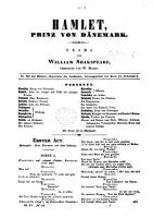 Hamlet  Prinz von D  nemark PDF