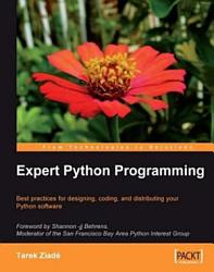 Expert Python Programming Book PDF