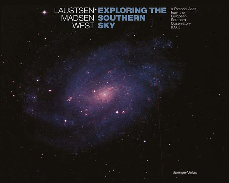 Download Exploring the Southern Sky Book
