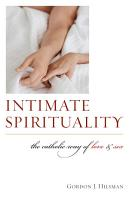 Intimate Spirituality PDF