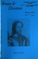 Women   Literature PDF