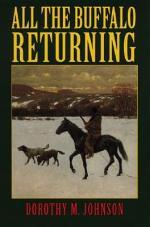 All the Buffalo Returning