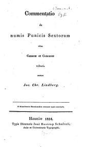 Commentatio de numis Punicis Sextorum olim Canaoae et Concanae tributis: Episcellaneis Hauniensibus seorum typis exscripta