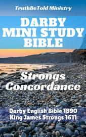 Darby Mini Study Bible: Strongs Concordance