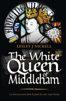 The White Queen of Middleham PDF
