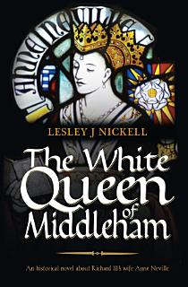 The White Queen of Middleham Book