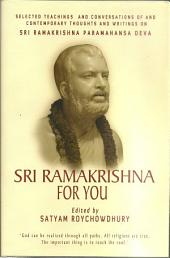 Sri Ramakrishna For You
