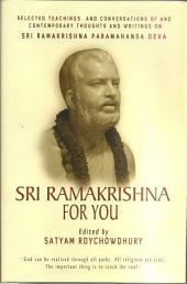 Sri Ramakrishna For You
