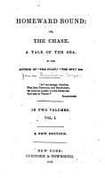 Howeward Bound  Or The Chase PDF