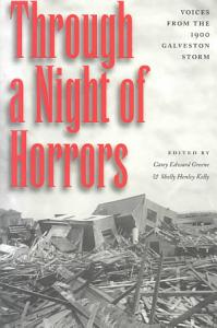 Through a Night of Horrors Book