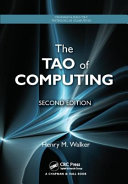 The Tao Of Computing Second Edition