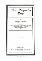 The pagan's cup