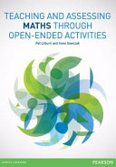 Teaching and Assessing Maths Through Open ended Activities PDF