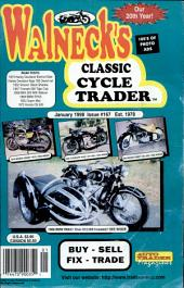 WALNECK'S CLASSIC CYCLE TRADER, JANUARY 1998
