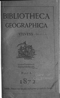 Bibliotheca Geographica   Historica  Or  A Catalogue of a Nine Days Sale of Rare   Valuable Ancient and Modern Books     PDF