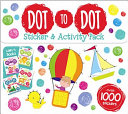 Dot to Dot Sticker and Activity Pack