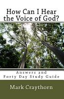 How can I Hear the Voice of God  PDF