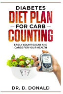 Diabetes Diet Plan For Carb Counting Book