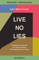 Live No Lies Study Guide Plus Streaming Video