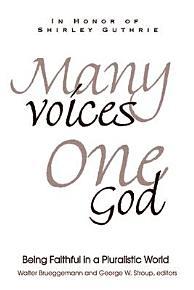 Many Voices  One God PDF