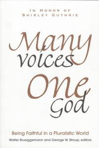 Many Voices  One God PDF