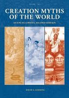 Creation Myths of the World  Parts I II PDF