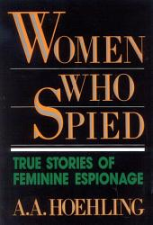 Women Who Spied