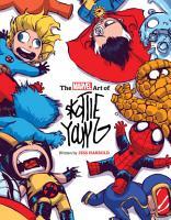 The Marvel Art Of Skottie Young PDF