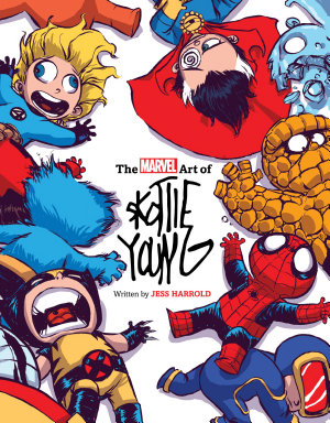 The Marvel Art Of Skottie Young PDF