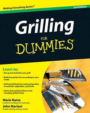 Grilling For Dummies PDF