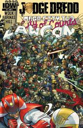 Judge Dredd: Mega-City Two #5