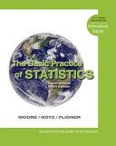 The Basic Practice of Statistics  6th Ed