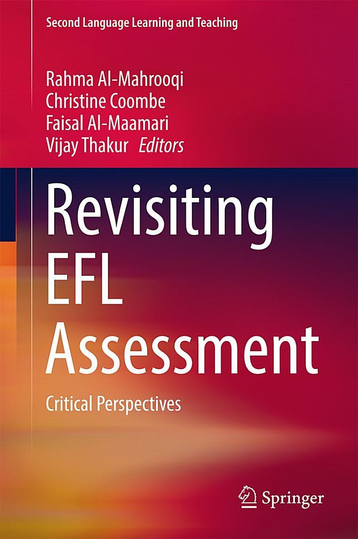Revisiting EFL Assessment