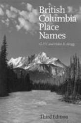 British Columbia Place Names Book PDF